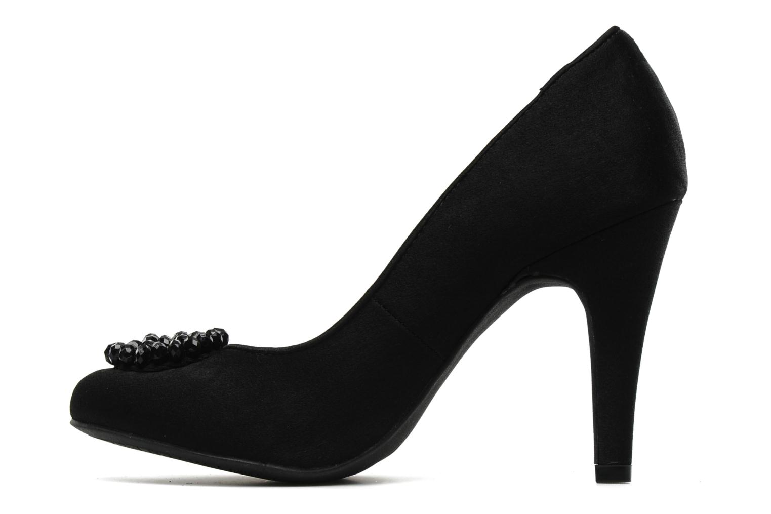 OPHELIA Black Satin