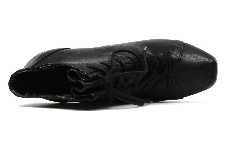 Bottines et boots Betsey Johnson TIPPS Noir vue gauche