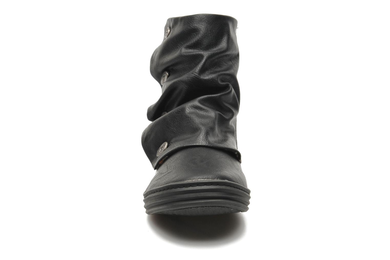 Stiefeletten & Boots Blowfish Rabbit schwarz schuhe getragen