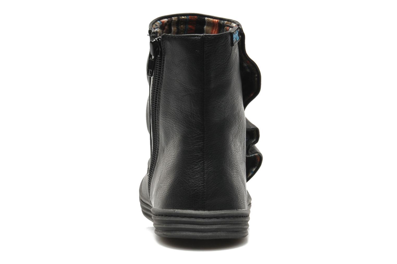 Stiefeletten & Boots Blowfish Rabbit schwarz ansicht von rechts