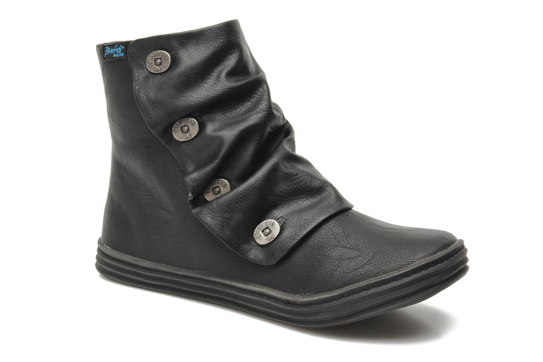 Los últimos zapatos de descuento para hombres y mujeres Blowfish Rabbit (Negro) - Botines  en Más cómodo