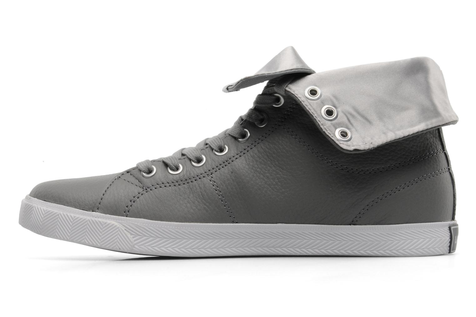 Sneakers Lacoste MARCEL HI FOLD AG Grigio immagine frontale