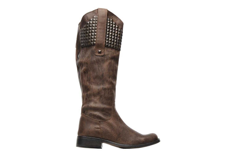 REGIME Brown leather