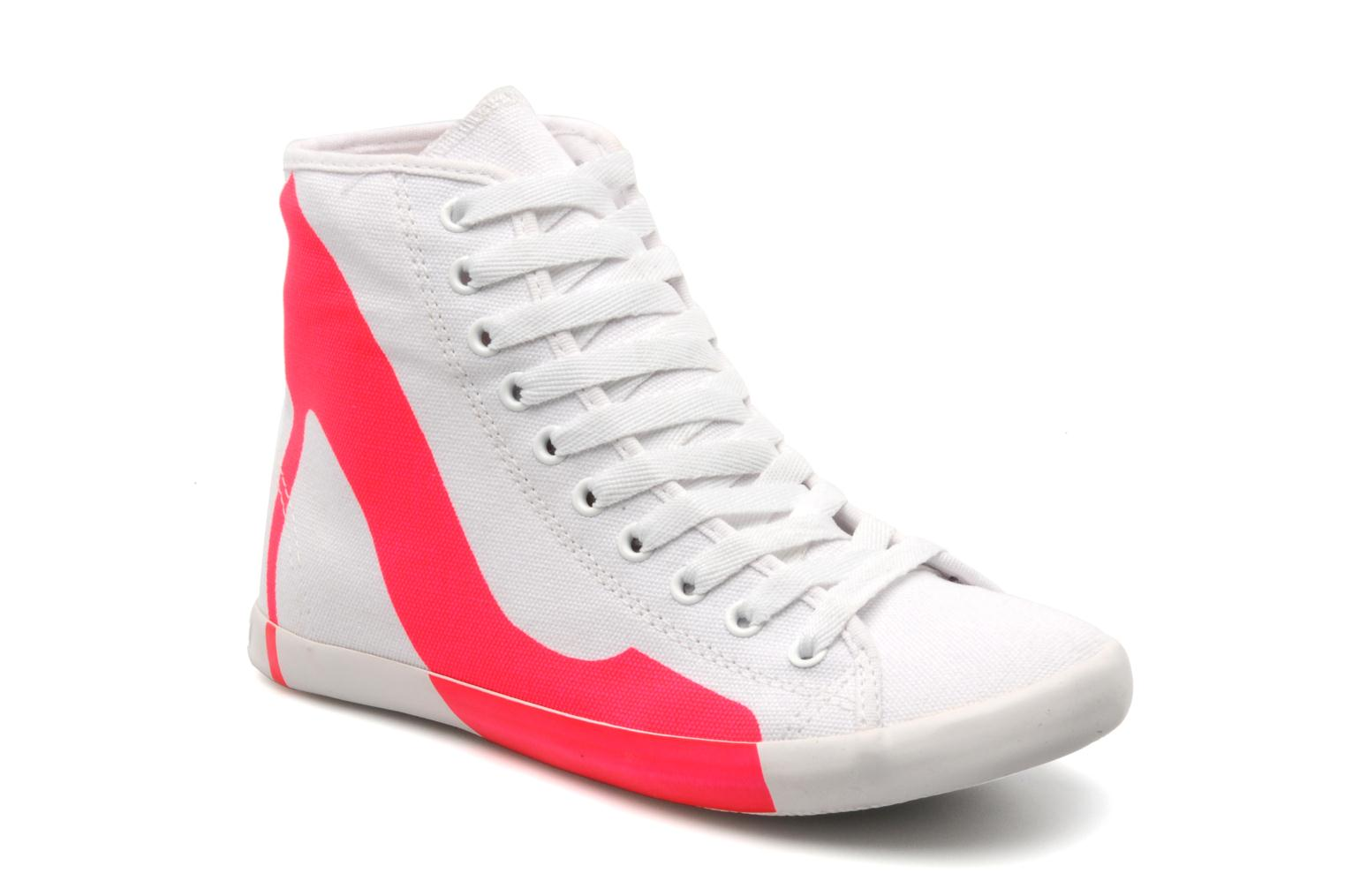 Trainers Be&D Big City Pink detailed view/ Pair view