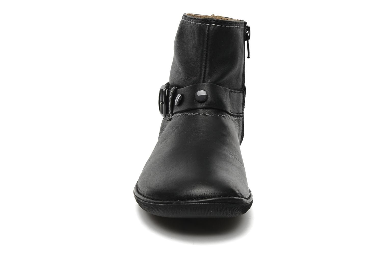 Boots en enkellaarsjes Kickers EXPLODED Zwart model