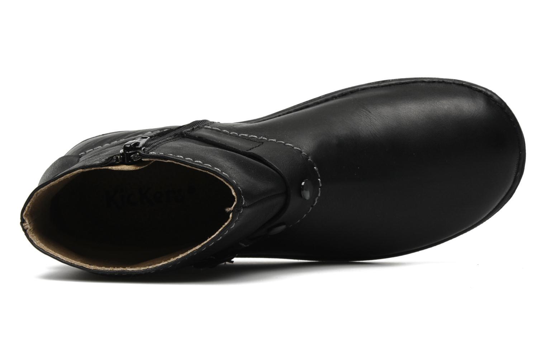 Stiefeletten & Boots Kickers EXPLODED schwarz ansicht von links