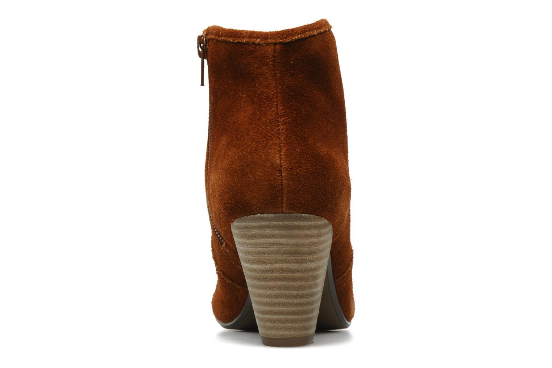 Stiefeletten & Boots Georgia Rose Ipana braun ansicht von rechts
