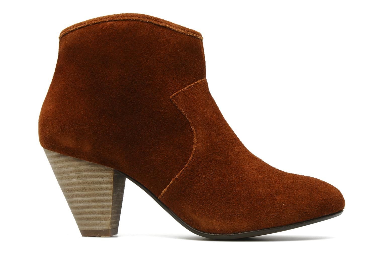 Stiefeletten & Boots Georgia Rose Ipana braun ansicht von hinten