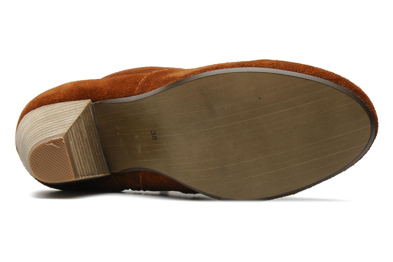Stiefeletten & Boots Georgia Rose Ipana braun ansicht von oben