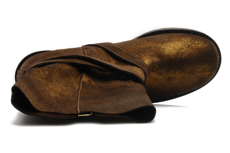 Stiefeletten & Boots Mellow Yellow Ouaki braun ansicht von links