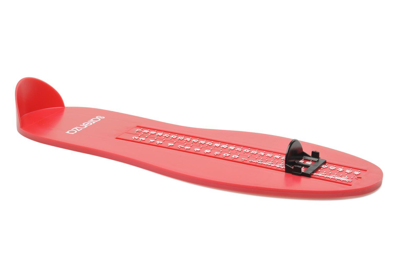 Einlegesohlen Sarenza care Fußmessgerät rosa detaillierte ansicht/modell