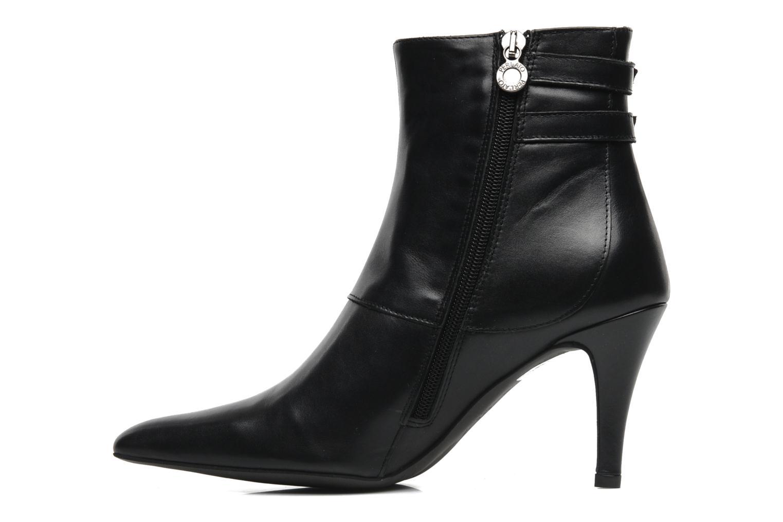 Bottines et boots Perlato Andreane Noir vue face