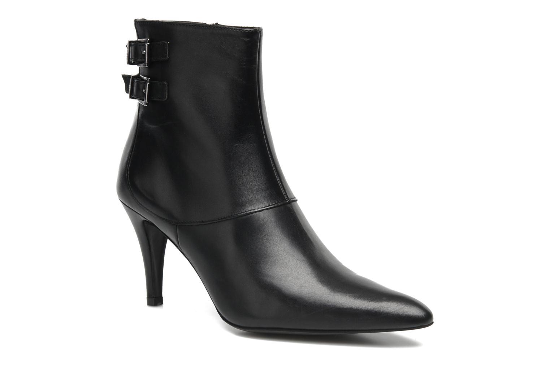 Bottines et boots Perlato Andreane Noir vue détail/paire