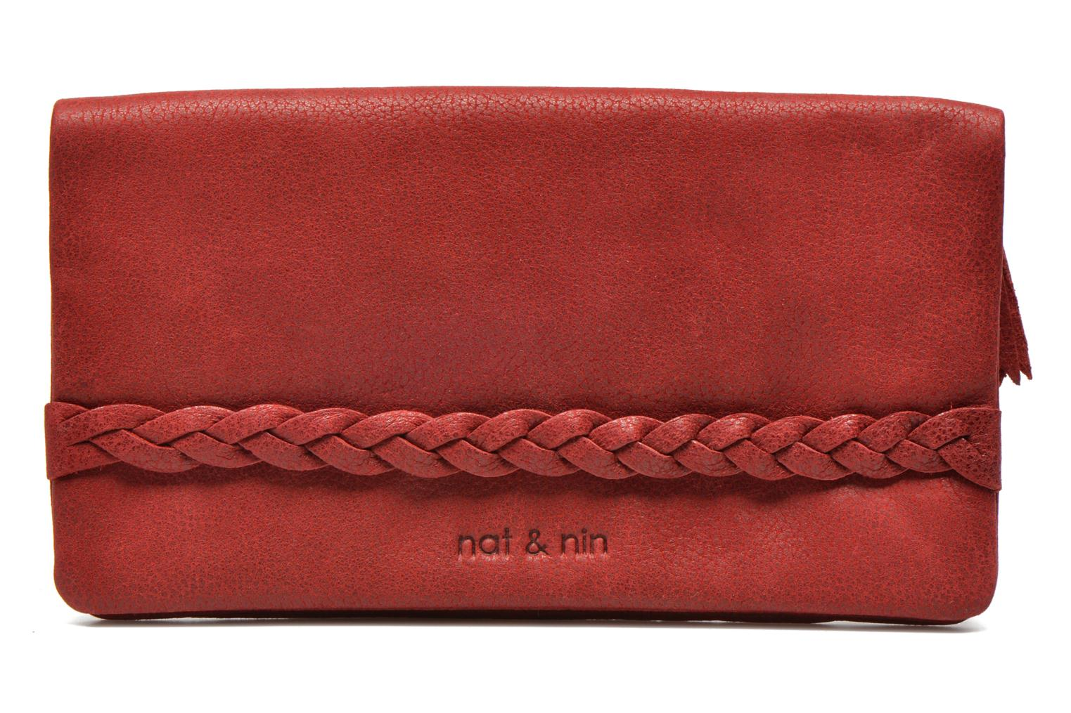 Wallets & cases Nat & Nin Lili Red detailed view/ Pair view