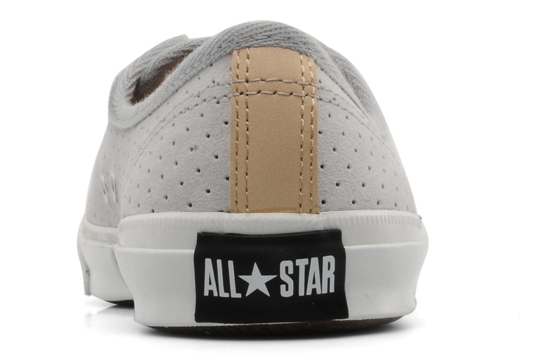 Sneakers Converse Trainer Perf Ox W Grijs rechts