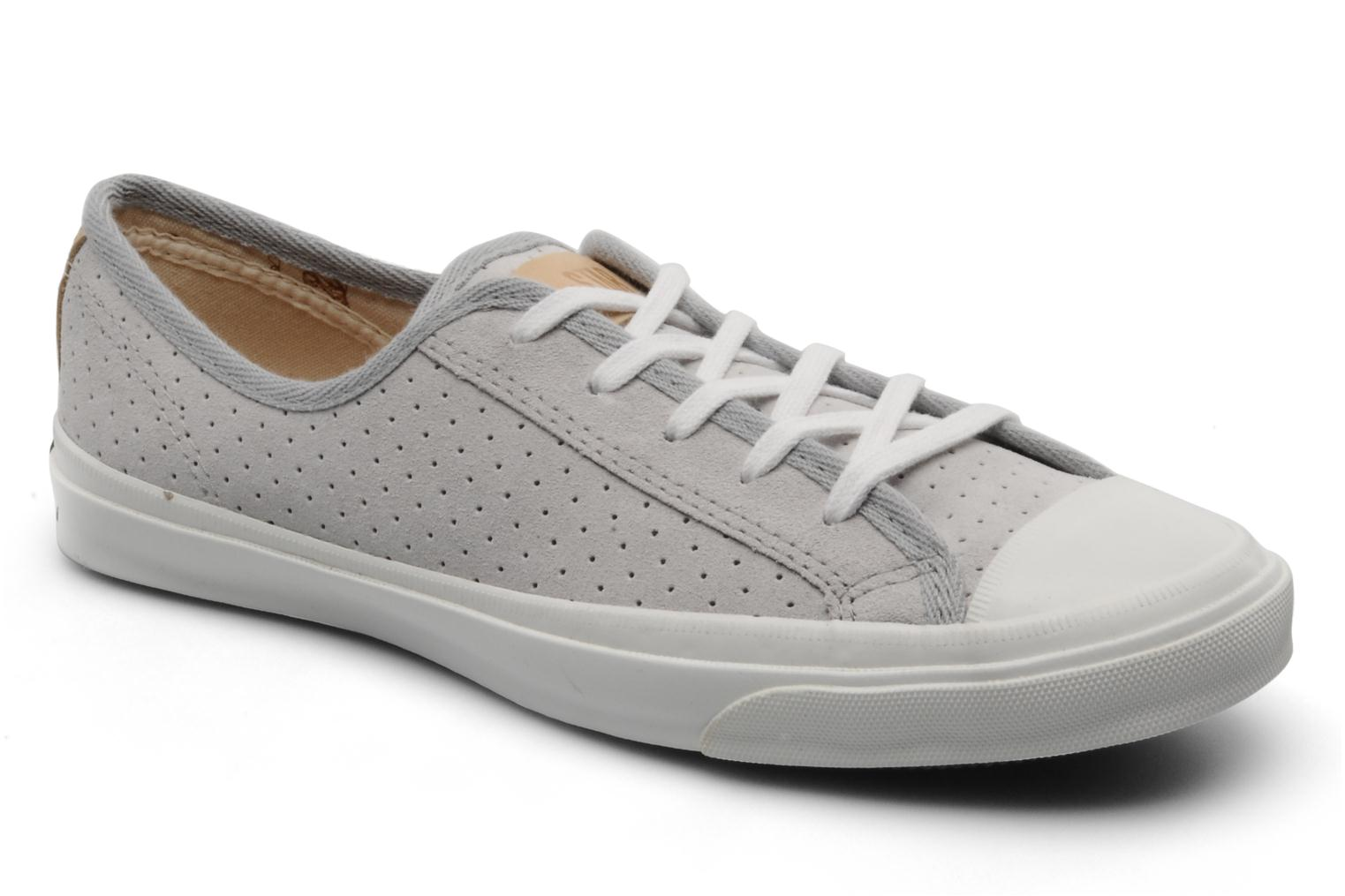 Sneakers Converse Trainer Perf Ox W Grijs detail
