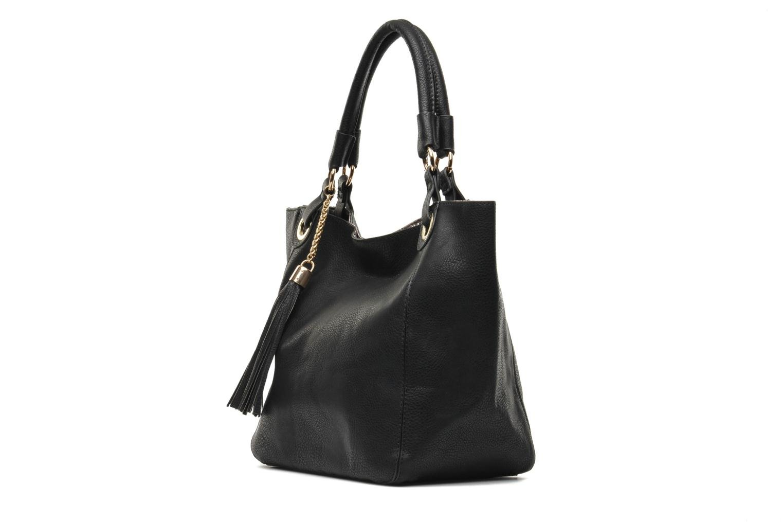Handbags Georgia Rose Barnabé Black model view