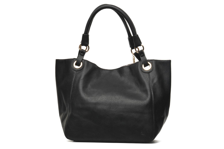 Handbags Georgia Rose Barnabé Black front view
