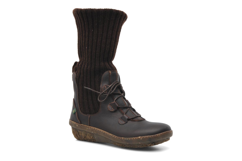 Stiefeletten & Boots El Naturalista Funghi N°381 braun 3 von 4 ansichten