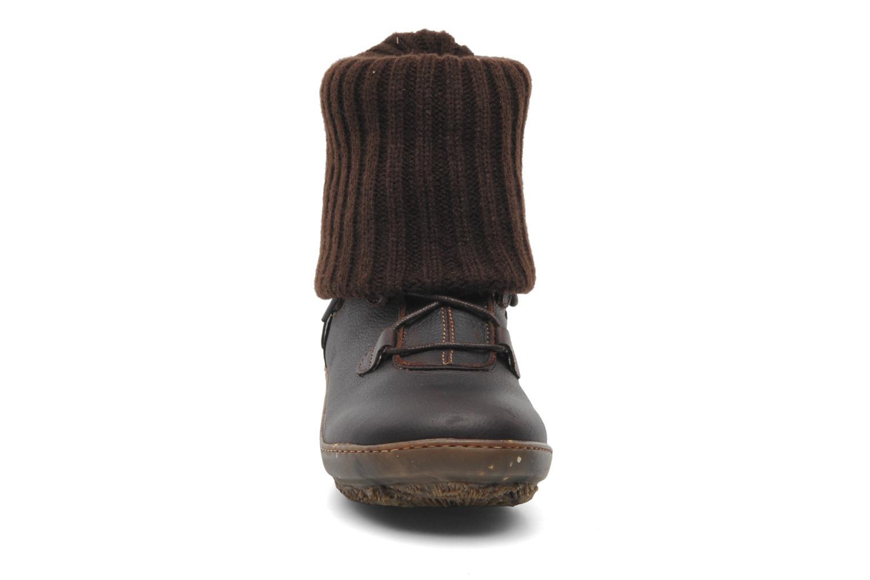 Stiefeletten & Boots El Naturalista Funghi N°381 braun schuhe getragen