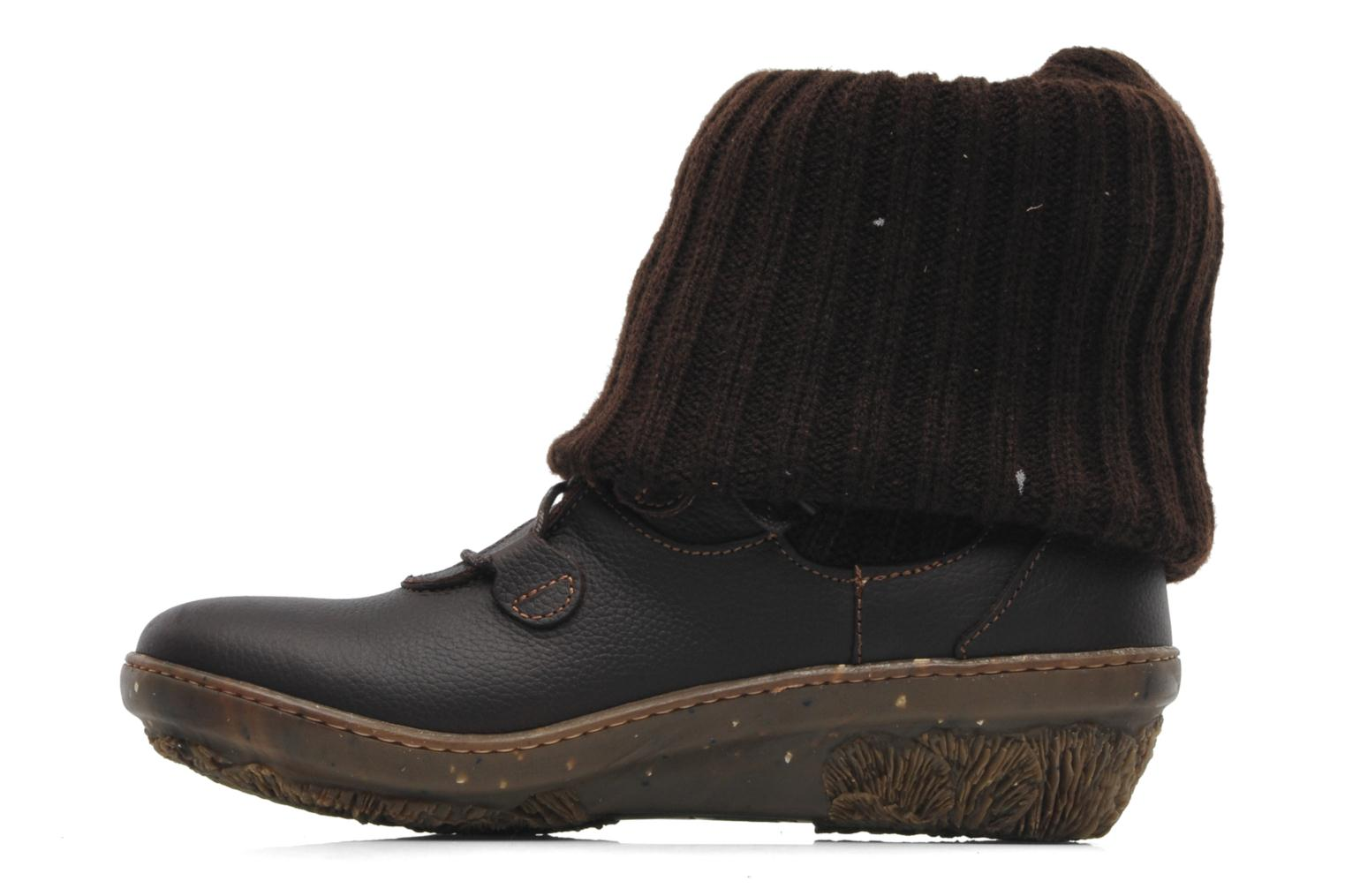 Bottines et boots El Naturalista Funghi N°381 Marron vue face