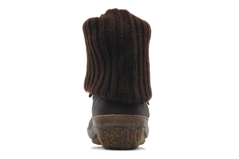 Stiefeletten & Boots El Naturalista Funghi N°381 braun ansicht von rechts
