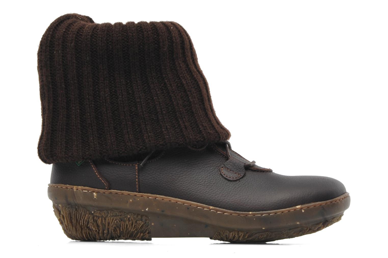 Stiefeletten & Boots El Naturalista Funghi N°381 braun ansicht von hinten