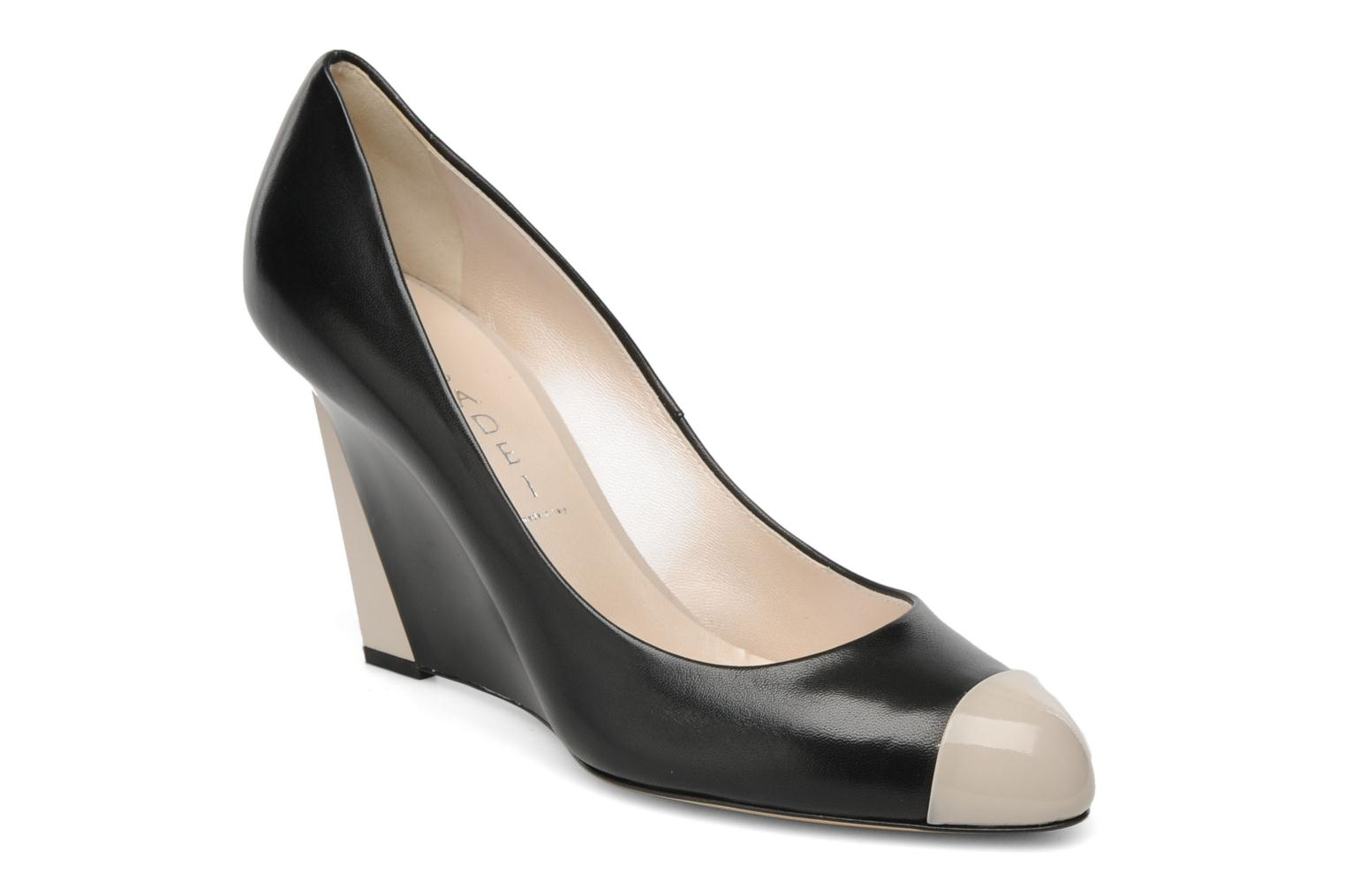 Pumps Casadei Softylux Zwart detail