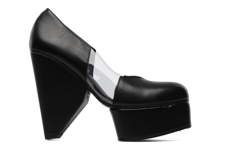 Zapatos de tacón Surface To Air Louna Cut Pumps Negro vistra trasera