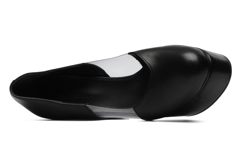Zapatos de tacón Surface To Air Louna Cut Pumps Negro vista lateral izquierda