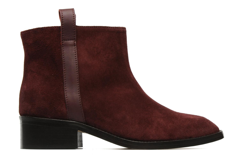 Bottines et boots Surface To Air Kim Pull Tab Boots Bordeaux vue derrière