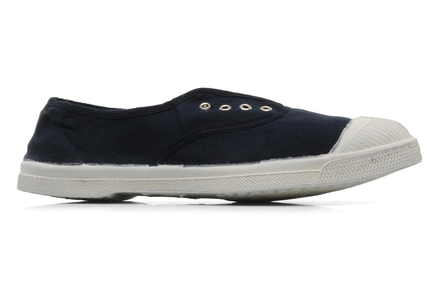 Trainers Bensimon Tennis Elly Blue back view