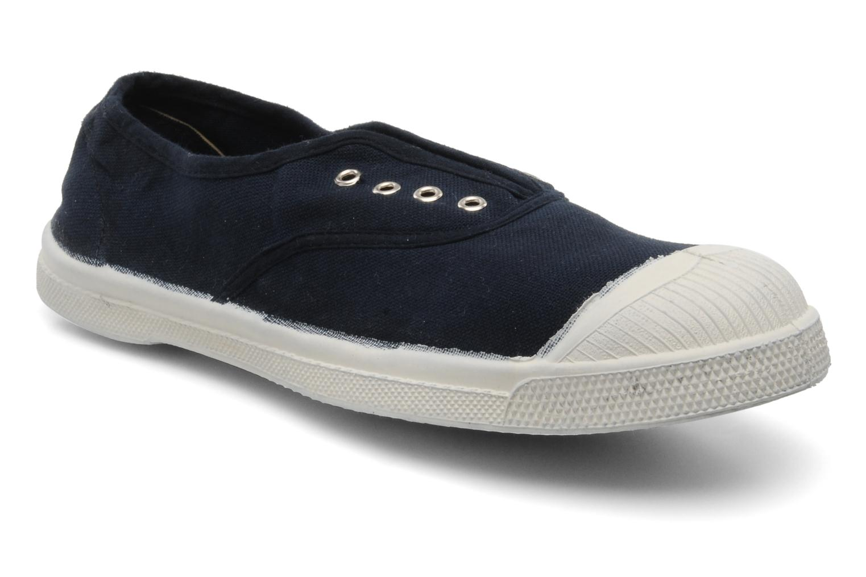 Sneakers Bensimon Tennis Elly Blå detaljeret billede af skoene
