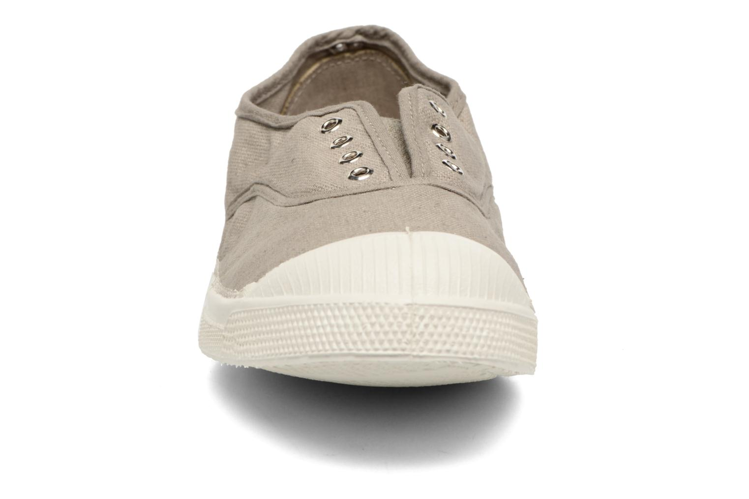 Trainers Bensimon Tennis Elly Beige model view