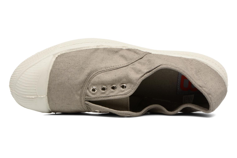 Sneakers Bensimon Tennis Elly Beige immagine sinistra