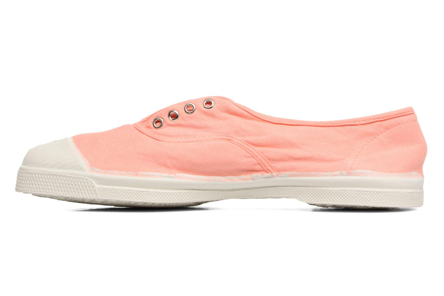 Sneakers Bensimon Tennis Elly Rosa immagine frontale