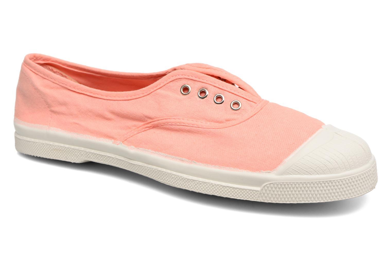 Sneakers Bensimon Tennis Elly Roze detail