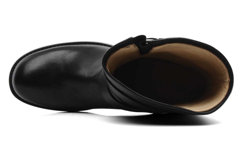 Stiefeletten & Boots Free Lance Biker 7 Mini Strap schwarz ansicht von links