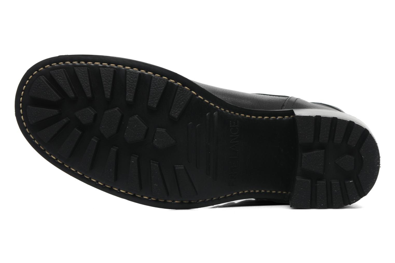 Stiefeletten & Boots Free Lance Biker 7 Mini Strap schwarz ansicht von oben