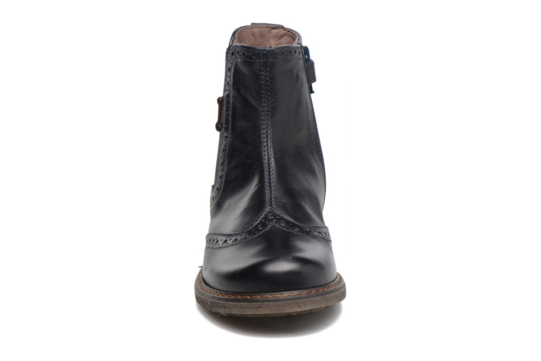 Ankelstøvler Stones and Bones Evan Blå se skoene på