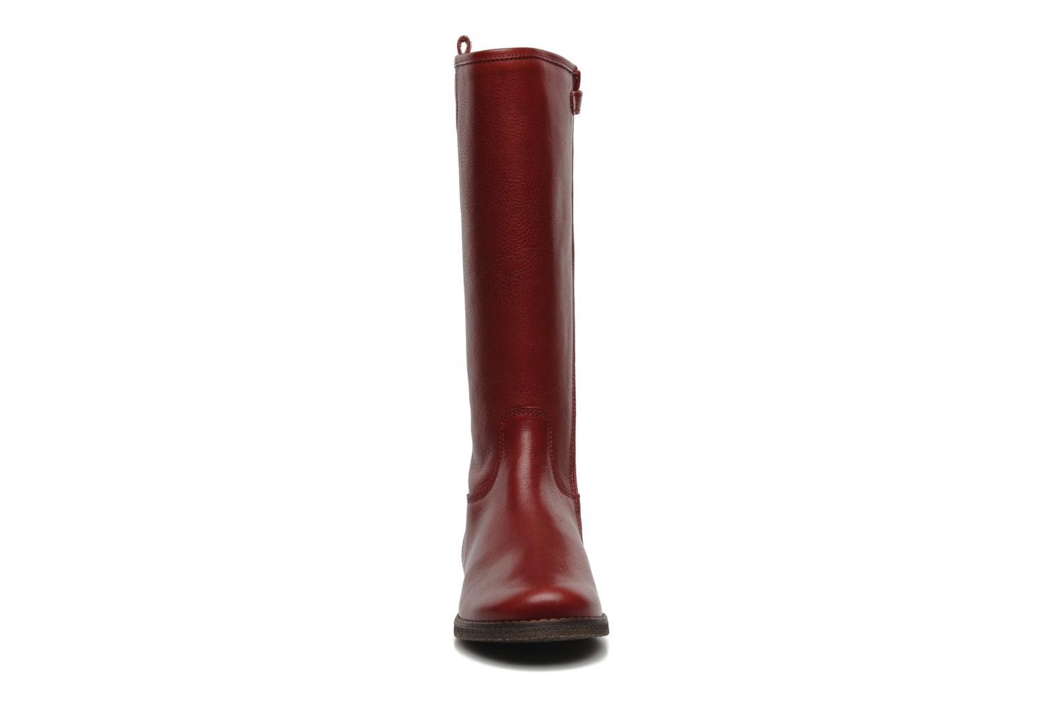 BESSI vegetal red