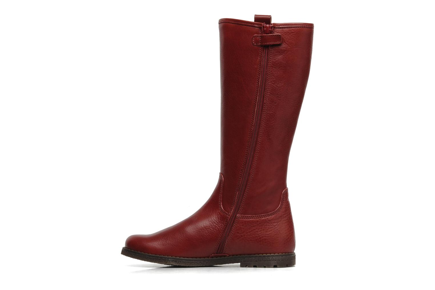 Boots & wellies Stones and Bones BESSI Red front view