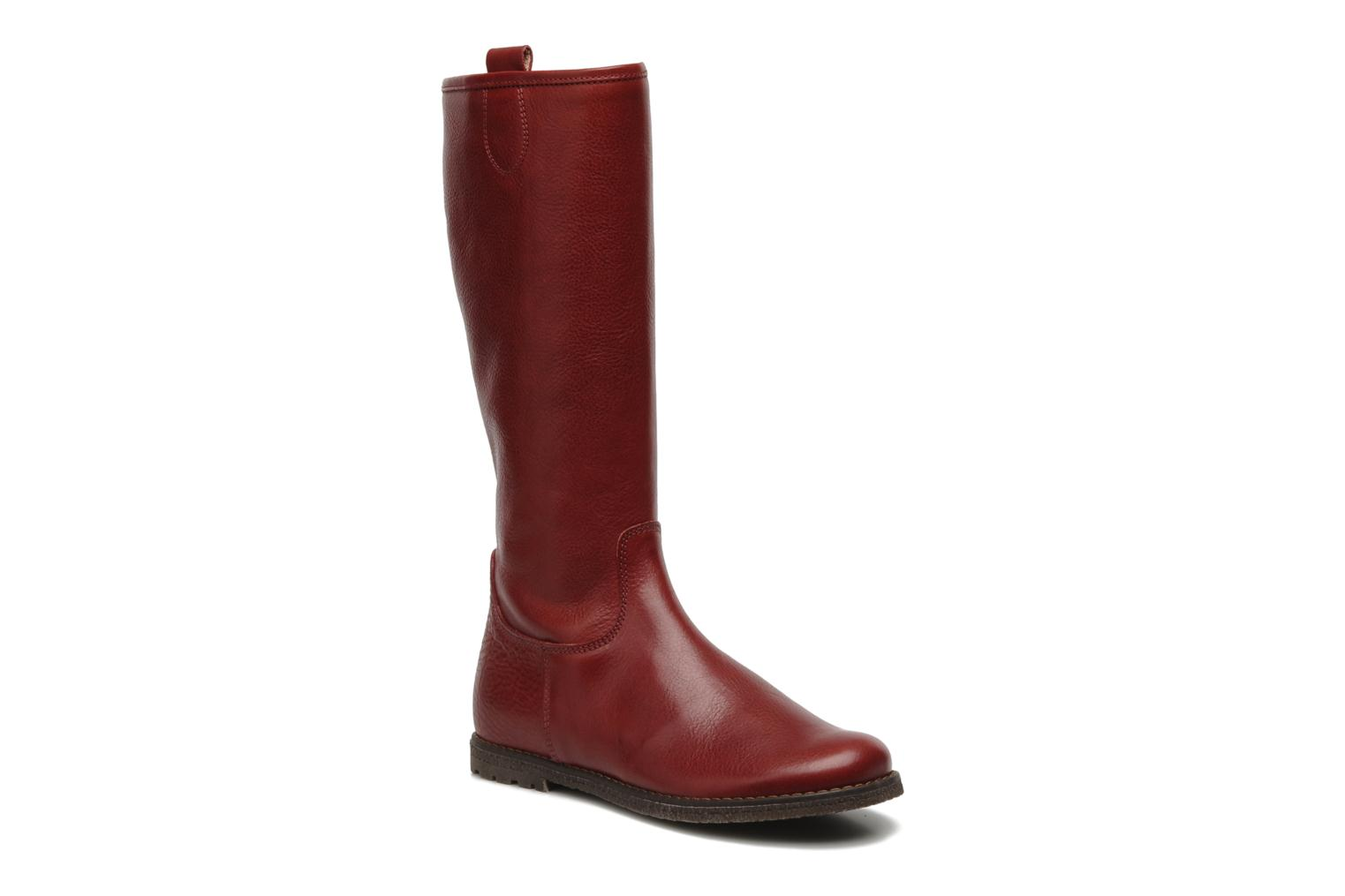 Boots & wellies Stones and Bones BESSI Red detailed view/ Pair view