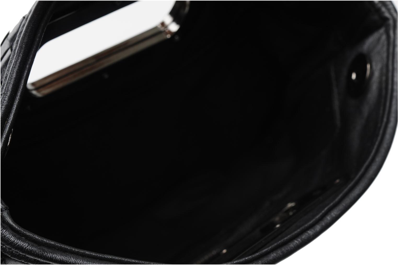 CLAUDIA Pochette Glacial black