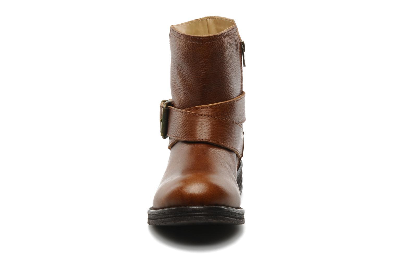 Bottines et boots Tatoosh Bea Marron vue portées chaussures