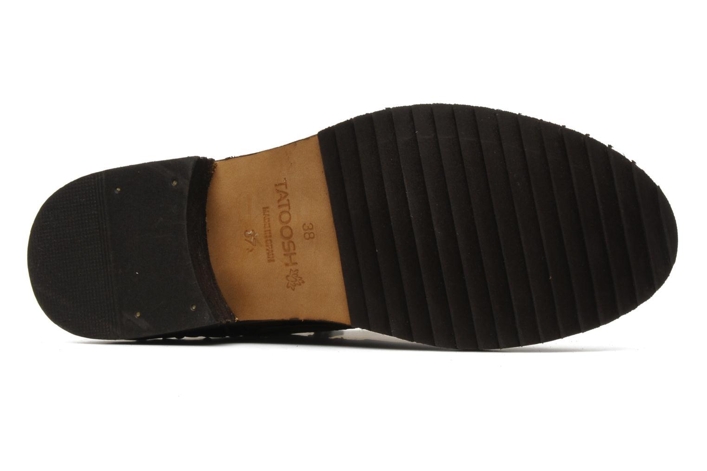 Bottines et boots Tatoosh Bea Marron vue haut