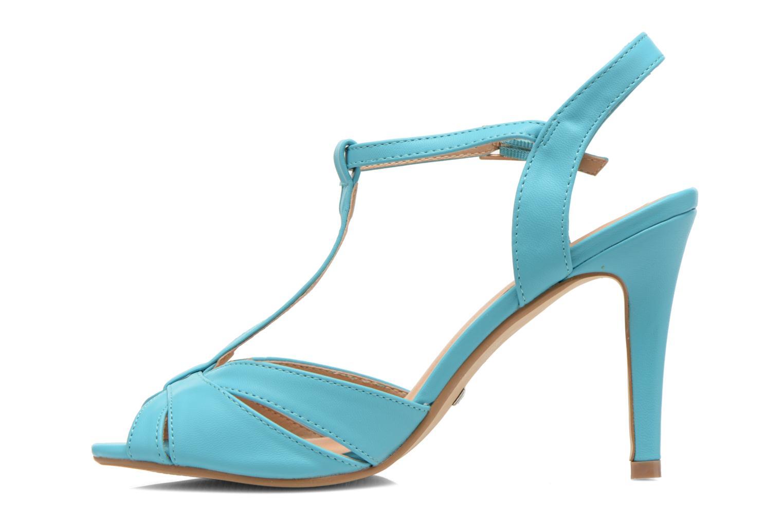 Sandalen Buffalo Besma Blauw voorkant