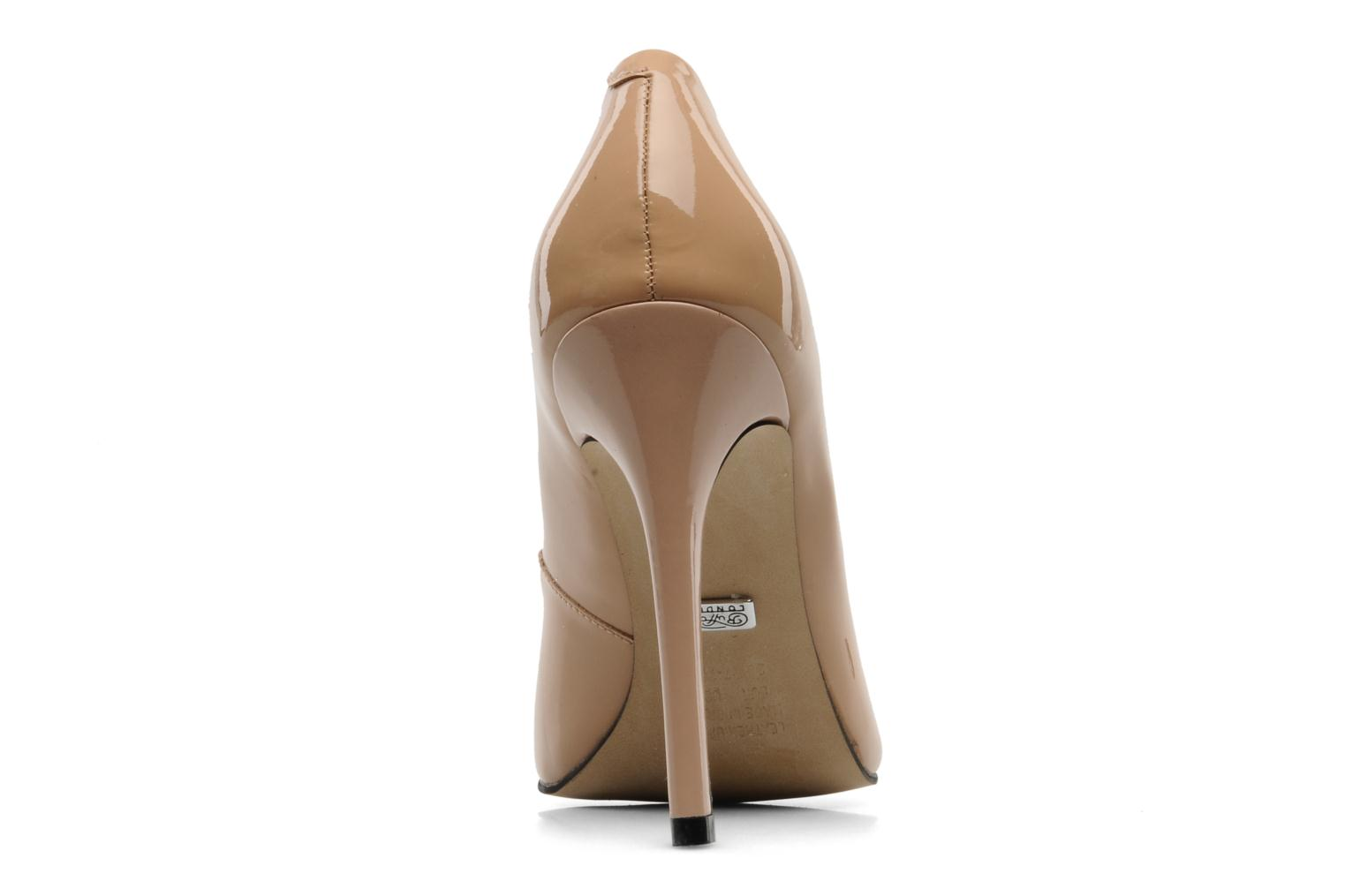 High heels Buffalo Beyza Beige view from the right