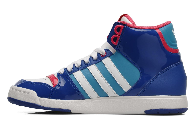 Sneakers Adidas Originals Midiru Court Mid 2.0 W Multicolor voorkant
