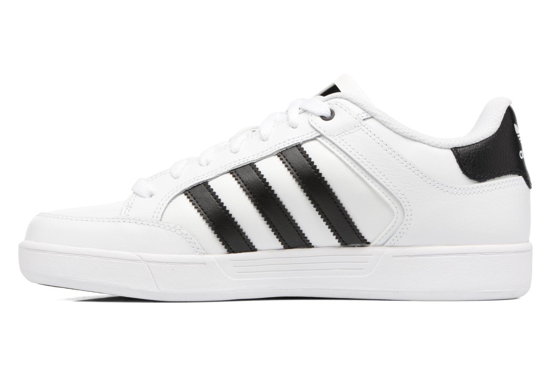 Baskets Adidas Originals Varial Low Blanc vue face